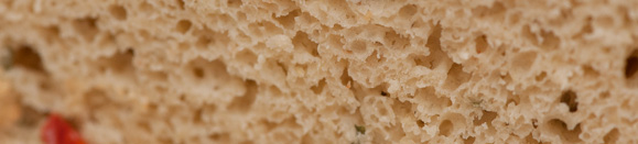 Gluten Free Bread Close Up